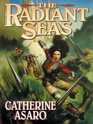 cover image of The Radiant Seas