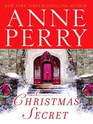 cover image of A Christmas Secret