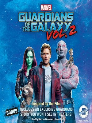 cover image of Marvel's Guardians of the Galaxy, Volume 2