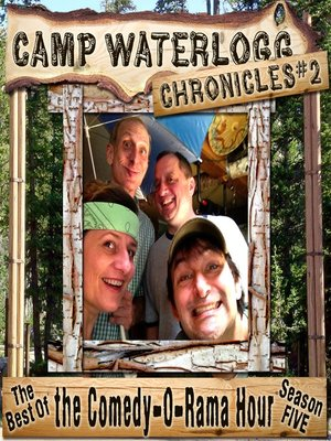 cover image of The Camp Waterlogg Chronicles 2