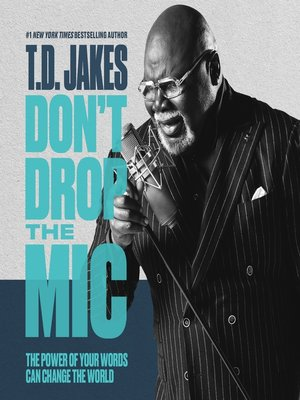 cover image of Don't Drop the Mic