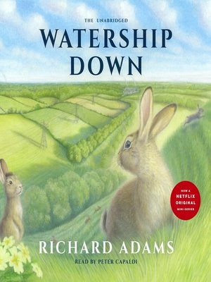 cover image of Watership Down