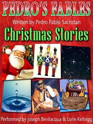 cover image of Pedro's Christmas Fables for Kids