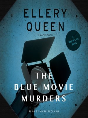 cover image of The Blue Movie Murders