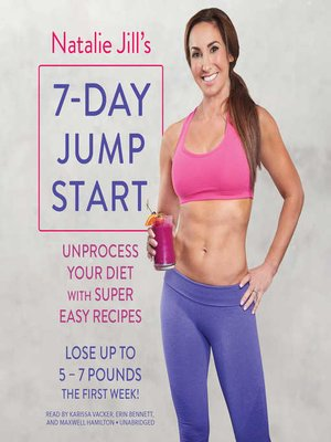 cover image of Natalie Jill's 7-Day Jump Start
