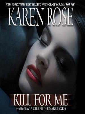 cover image of Kill for Me