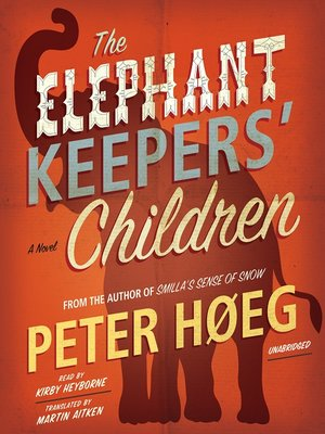 cover image of The Elephant Keepers' Children