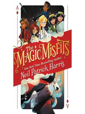 cover image of The Magic Misfits