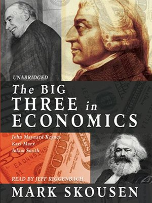 cover image of The Big Three in Economics