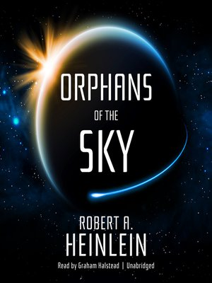 cover image of Orphans of the Sky