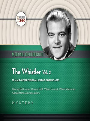 cover image of The Whistler, Volume 2