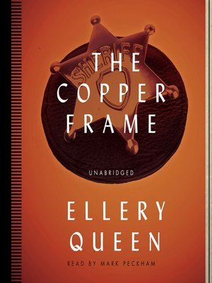 cover image of The Copper Frame