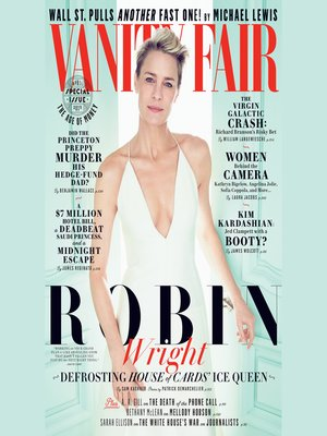 cover image of Vanity Fair: April 2015 Issue