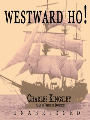 cover image of Westward Ho!
