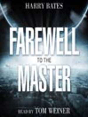 cover image of Farewell to the Master