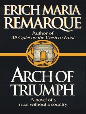 cover image of Arch of Triumph