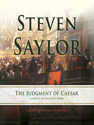 cover image of The Judgment of Caesar