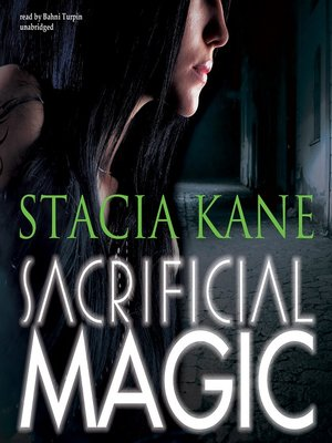 cover image of Sacrificial Magic