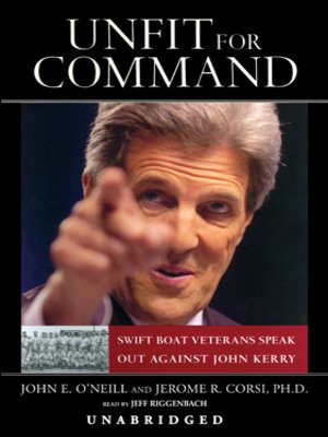 cover image of Unfit for Command