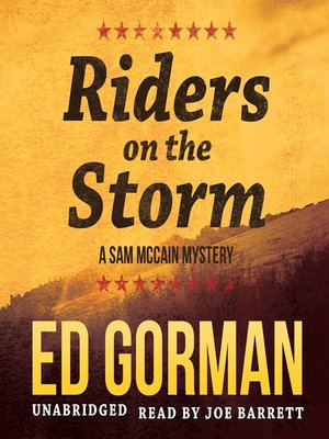 cover image of Riders on the Storm