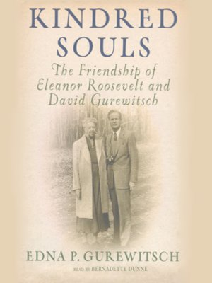 cover image of Kindred Souls