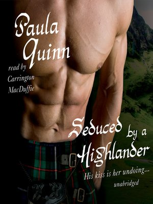 cover image of Seduced by a Highlander