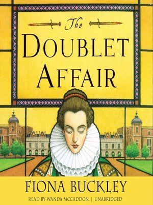 cover image of The Doublet Affair