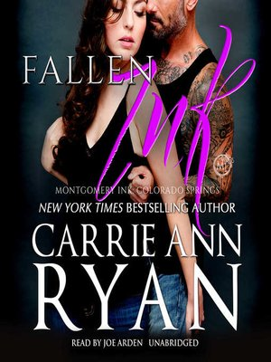 cover image of Fallen Ink