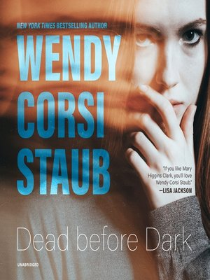 cover image of Dead before Dark