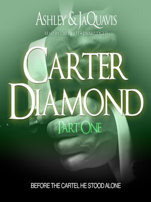 cover image of Carter Diamond, Part 1