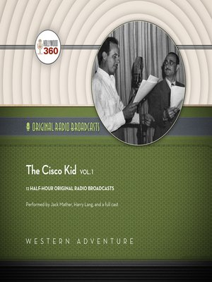 cover image of The Cisco Kid, Volume 1