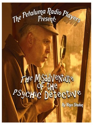 cover image of The Misadventure of the Psychic Detective