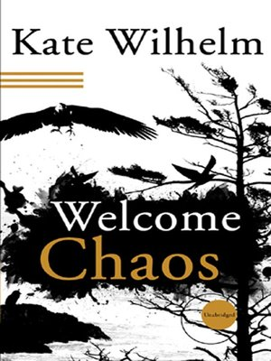 cover image of Welcome, Chaos