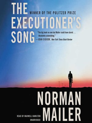 cover image of The Executioner's Song
