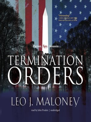 cover image of Termination Orders