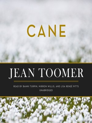 cover image of Cane