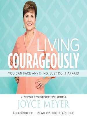 cover image of Living Courageously
