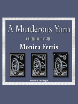 cover image of A Murderous Yarn