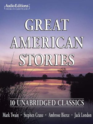 cover image of Great American Stories