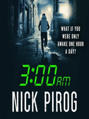 cover image of 3:00 A.M.