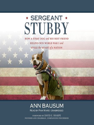 cover image of Sergeant Stubby