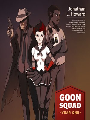 cover image of Goon Squad Year One