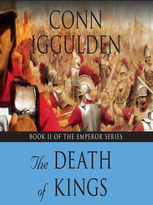 cover image of The Death of Kings