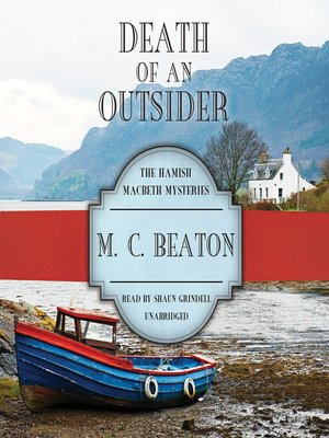 cover image of Death of an Outsider