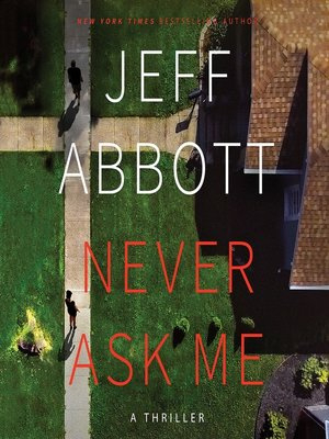 cover image of Never Ask Me