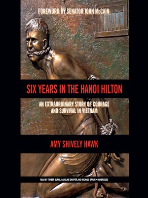 cover image of Six Years in the Hanoi Hilton