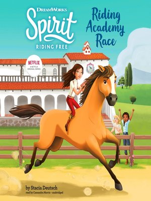 cover image of Riding Academy Race