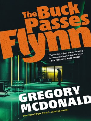 cover image of The Buck Passes Flynn