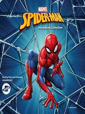 cover image of Spider-Man Storybook Collection