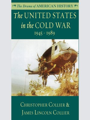 cover image of The United States in the Cold War